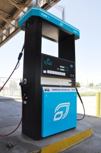 COT-CNG Dispenser