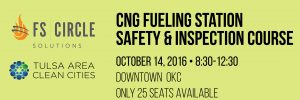 Free CNG Station Safety Training
