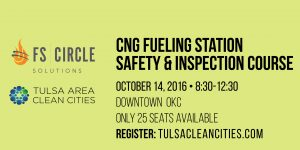 CNG Fuel Station Safety & Inspection Course @ Association of Central Oklahoma Governments