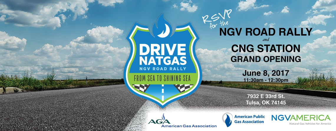 NGV Road Rally & CNG Station Grand Opening
